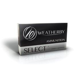 Weatherby Weatherby Select 257 Wby 100gr Interlock