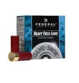 """Federal Federal 12GA 2.75"""" 1 1/8oz #4 (H1234)"""