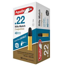 Aguila Aguila 22LR Match Rifle 40 Gr (1B222518)