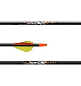 Easton Easton Powerflight 400 Carbon Arrows/Singles (A400PF)