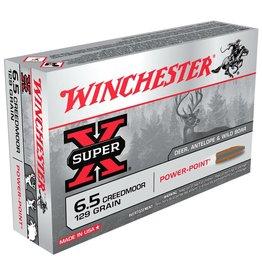 Winchester Winchester 6.5 Creedmoor 129gr Power Point (X651)