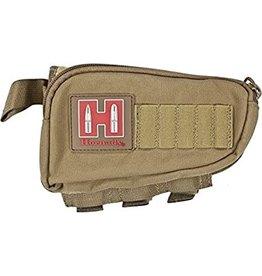Hornady Hornady Gun Cheek Piece Ammo Pouch TAN RH (99110)