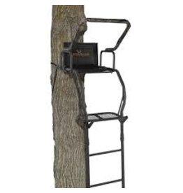 Big Game Big Game Warrior DXT 17' Single Person TreeStand (LS3811)