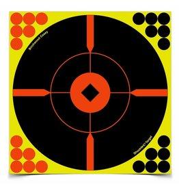 """Birchwood Casey Birchwood Casey Shoot-N-C 12"""" Crosshair Bullseye Target (34015)"""
