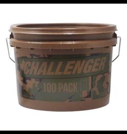 "Challenger Challenger Steel 12ga 3"" 1 1/4oz #2 100rds (52072)"