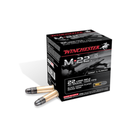 Winchester Winchester M-22 22 LR LRN 40gr 1000rnds (S22LRT)