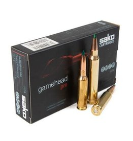 Sako Sako Gamehead Pro 6.5 Creedmoor 130gr Tipped GameKing 20rd