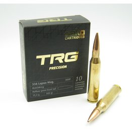 Sako Sako TRG Precision 338 Lapua Mag 300gr HPBT MatchKing