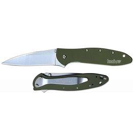 Kershaw Kershaw Leek Olive Folding Knife (1660OL)