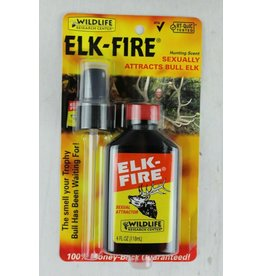 Wildlife Research Center Wildlife Research Elk Fire  Hunting Scent 1oz (455)