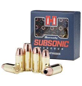 Hornady Hornady Subsonic 9mm Luger 147gr XTP 25rnds (90287)