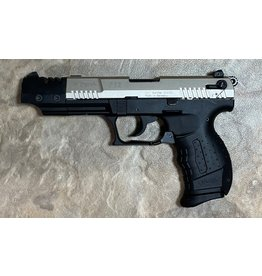 Walther Arms Used Walther P22 22LR (H016126)