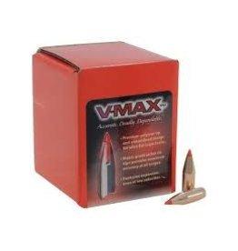 Hornady Hornady .224dia 22Cal 53gr V-MAX 100 CT Bullet (22265)