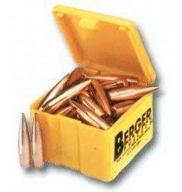 Berger Berger .224dia 55gr Match Varmint FB 100 CT Bullet (22311)