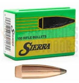Sierra Sierra .264dia 6.5mm 140gr Spitzer Boat Tail 100 CT Bullet (1730)