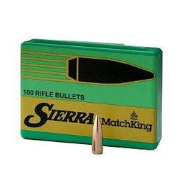 Sierra Sierra .264dia 6.5mm 120gr HPBT Match 100 CT Bullet (1725)