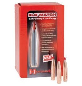 Hornady Hornady .264dia 6.5mm 123gr Eld Match Extremely Low Drag 100ct (26176)