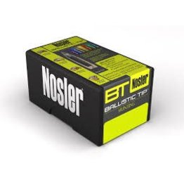 Nosler Nosler .308dia 30Cal 125gr Spitzer Ballistic Tip 50ct Bullet (30125)