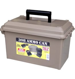 MTM MTM 308 Ammo Can w/4 RM-100's Dark Earth (ACC308)
