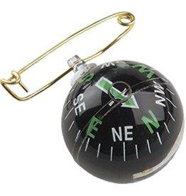 Allen Allen Ball Compass Liquid Filled Pin-On