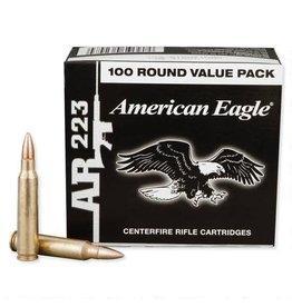 American Eagle Federal American Eagle 223 Rem 55GR FMJ 100rds (AE223BL)
