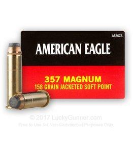 American Eagle Federal American Eagle .357 Mag 158gr JSP (AE357A)