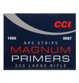 CCI CCI APS No. 250 Lrg Mag Rifle Primers/Brick