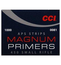 CCI CCI APS No 450 Sm Mag Rifle Primers/Brick