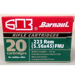 Barnaul Barnaul 223 Rem 62gr FMJ (22362)