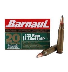 Barnaul Barnaul 223 Rem 62gr SP case - 500rds |(2317566)