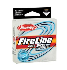 Berkley Berkley FireLine Micro Ice Crystal - 10lb 50yrd