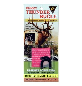 Berry Game Calls Berry Calls - Thunder Bugle Black Reed (BT-B, 0115R)