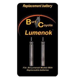 Burt Coyote Burt Coyote lumenok Replacement Batteries