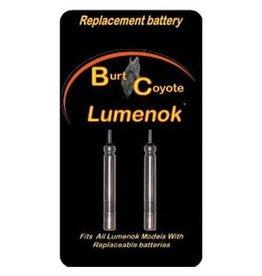 Burt Coyote Burt Coyote lumenok Replacement Batteries