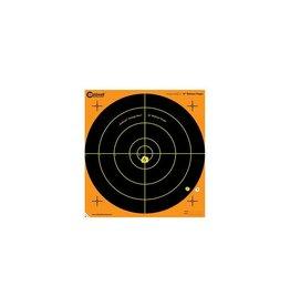 "Caldwell Caldwell 16"" Bullseye Target Orange Peel"