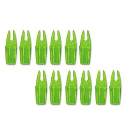 PSE Carbon Force Nock Fl Green (A1403DGN)