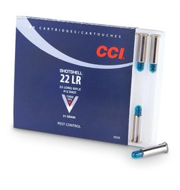 CCI CCI 22 LR #12 Shot 20rd box (0039)