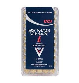 CCI CCI 22 WMR 30gr V-MAX (0073)