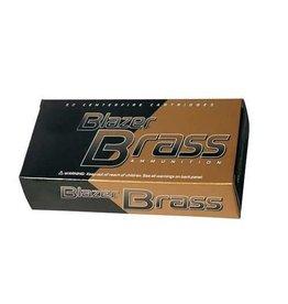 CCI CCI Blazer Brass 40S&W 180gr FMJ 50rd box (5220)