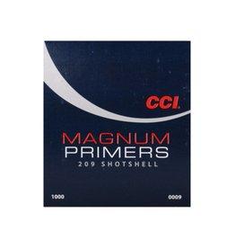 CCI CCI No 209 Shotshell Magnum Primers/Box 100ct (0009)