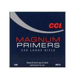 CCI CCI No 250 Large Mag Rifle Primers/Box 100ct (0015)