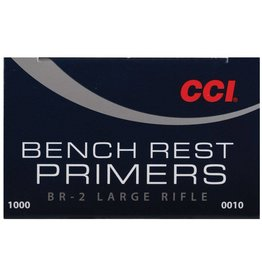 CCI CCI No BR-2 Large Rifle Primers/Brick 1000ct