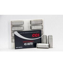 CCI CCI Shotshell 45 Auto 1/3oz #9 10rd box (3745)