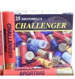 "Challenger Challenger Sporting 20GA 2.75"" 1oz #2"