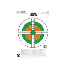 Champion Champion 25yd Pistol Slow Fire Flourescent (45760)