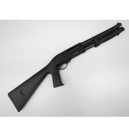 "Churchill by Scorpio Churchill 12GA Pump 12""barrel syn pistol grip stock (A13388)"