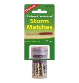 Coghlan Coghlans Storm Matches waterproof/windproof (1170)