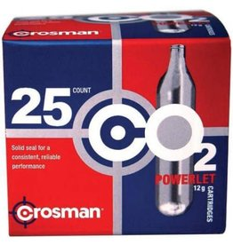 Crosman Crosman CO2 Powerlets 25 Pack (2311)