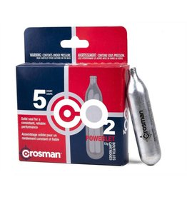 Crosman Crosman CO2 Powerlets 5 Pack (231B)