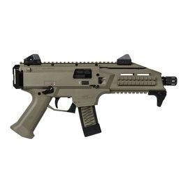 "CZ Scorpion Evo 3 S1 Pistol 9mm 7"" barrel FDE"